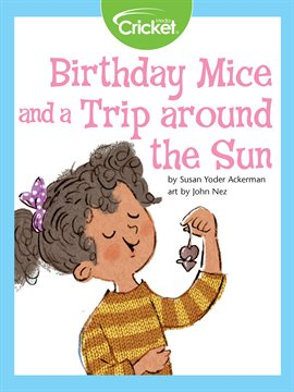 Cover image for Birthday Mice and a Trip Around the Sun