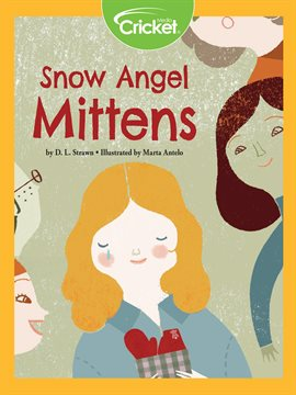 Cover image for Snow Angel Mittens