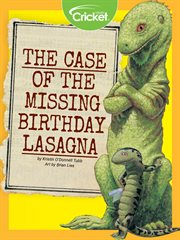 Case of the Missing Birthday Lasagna cover image
