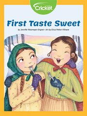 First taste sweet cover image