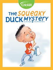 The squeaky duck mystery cover image