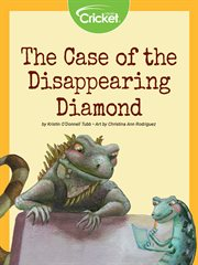 The case of the disappearing diamond cover image