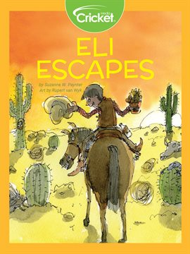 Cover image for Eli Escapes