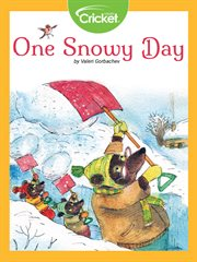 One snowy day cover image