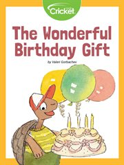 The wonderful birthday gift cover image