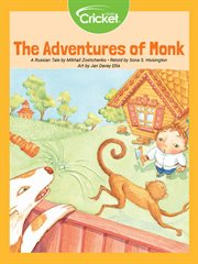 The adventures of Monk : a Russian tale by Mikhail Zoshchenko cover image