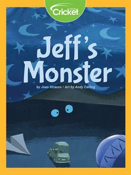 Cover image for Jeff's Monster