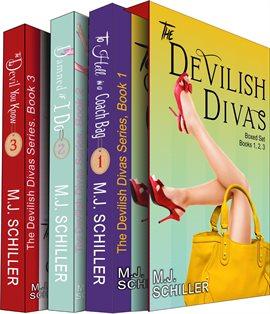 Cover image for The Devilish Divas: Three Complete Women's Fiction Novels