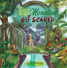 Cover image for Even Monsters Get Scared