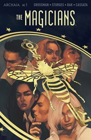 The magicians. Issue 1 cover image