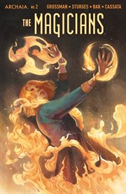 The magicians. Issue 2 cover image