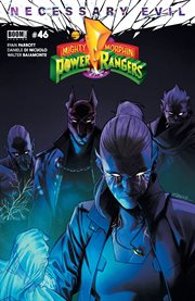Mighty Morphin Power Rangers. Issue 46, Necessary evil cover image