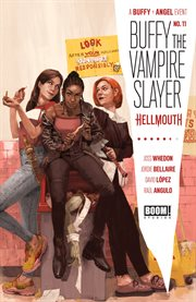 Buffy, the vampire slayer. Issue 11 cover image