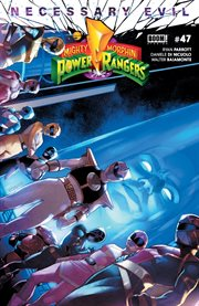 Mighty Morphin Power Rangers. Issue 47, Necessary evil cover image