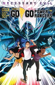 Saban's go go Power Rangers. Issue 30 cover image