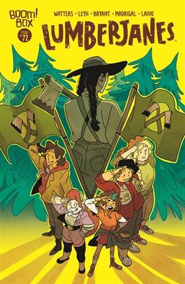 Cover image for Lumberjanes