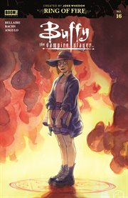 Buffy the Vampire Slayer. Issue 16 cover image