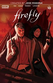 Firefly. Issue 10 cover image
