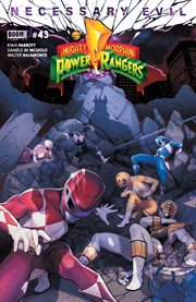 Saban's Mighty Morphin Power Rangers : Necessary evil. Issue 43 cover image