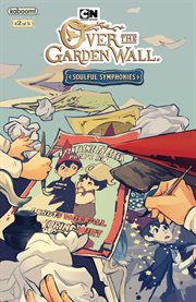 Over the Garden Wall. Issue 2 cover image