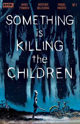 Something is Killing the Children by James Tynion IV Book Cover
