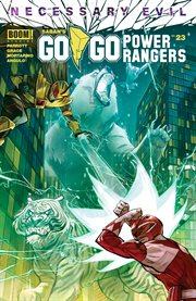 Saban's go go Power Rangers. Issue 23 cover image