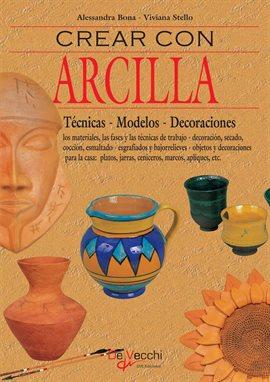 Cover image for Crear con arcilla