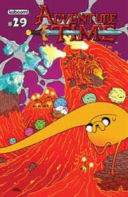 Adventure time. Issue 29 cover image
