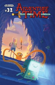 Adventure time. Issue 32 cover image
