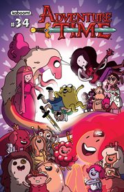 Adventure time. Issue 34 cover image