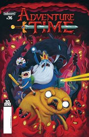 Adventure time. Issue 36 cover image