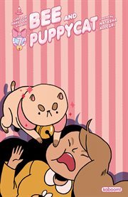 Bee and PuppyCat. Issue 7 cover image