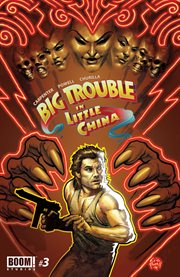 Big trouble in Little China. Issue 3, Volume two cover image