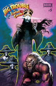 Big trouble in little China. Issue 5, Volume two cover image