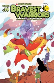 Bravest warriors. Issue 19 cover image