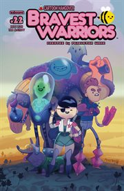 Bravest warriors. Issue 22 cover image