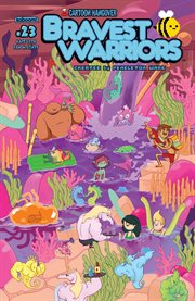 Bravest warriors. Issue 23 cover image
