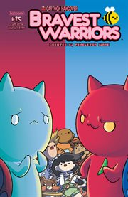 Bravest warriors. Issue 25 cover image
