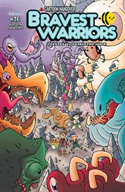 Bravest Warriors. Issue 26 cover image