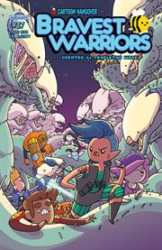 Bravest warriors. Issue 27 cover image