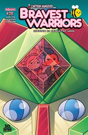 Bravest warriors. Issue 28 cover image