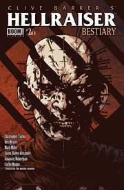 Clive Barker's Hellraiser. Issue 2, Bestiary cover image