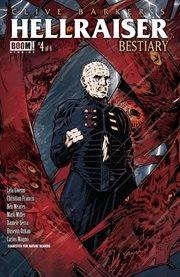 Clive Barker's Hellraiser : bestiary. Issue 4 cover image