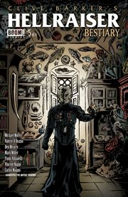 Clive Barker's Hellraiser bestiary. Issue 5 cover image