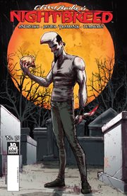 Clive Barker's nightbreed. Issue 10 cover image
