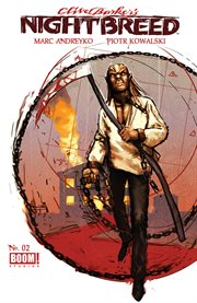 Clive Barker's Nightbreed. Issue 2 cover image