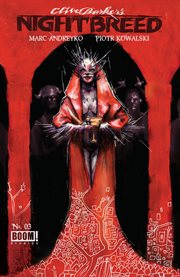 Clive Barker's nightbreed. Issue 3 cover image