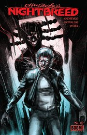 Clive Barker's nightbreed. Issue 7 cover image
