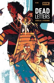 Dead Letters #2. Issue 2 cover image