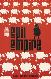 Evil empire. Issue 11 cover image